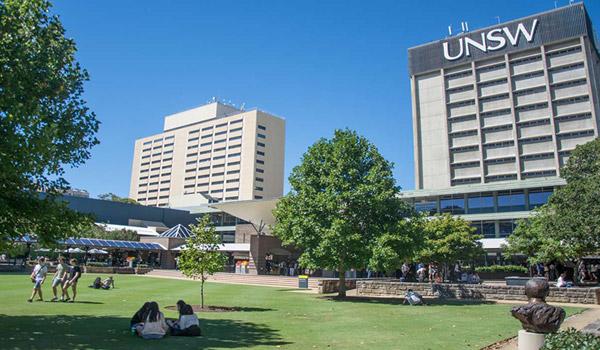 上海外国语大学澳洲新南威尔士大学预科(第17届)